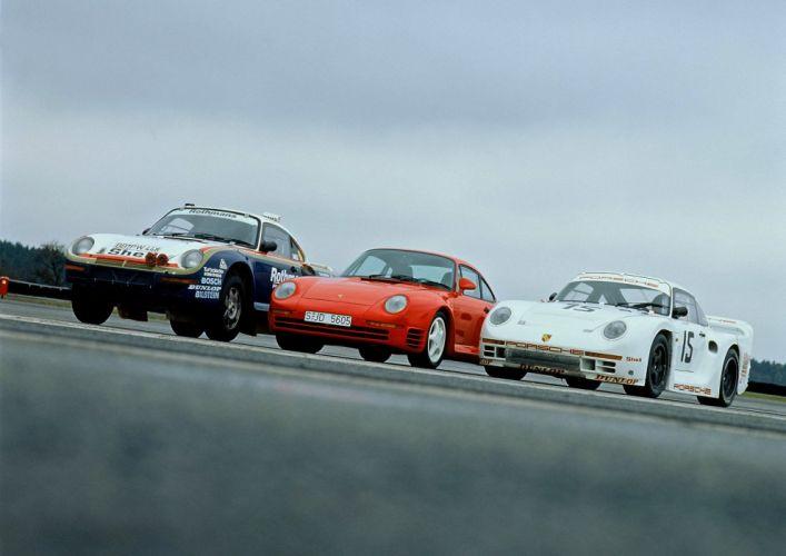 1986 Porsche 961-8-1536 wallpaper