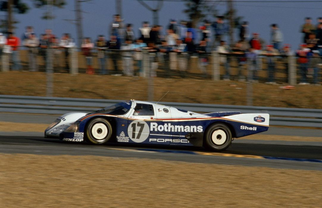 1986 Porsche 962C-4-1536 wallpaper