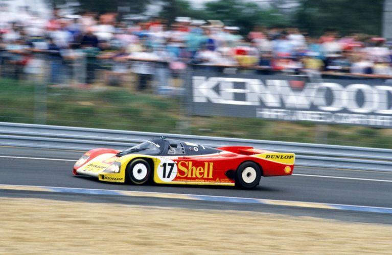 1986 Porsche 962C-6-1536 wallpaper
