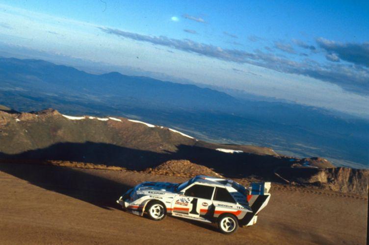 1987 AudiSport QuattroS1PikesPeak2 2667x1774 wallpaper