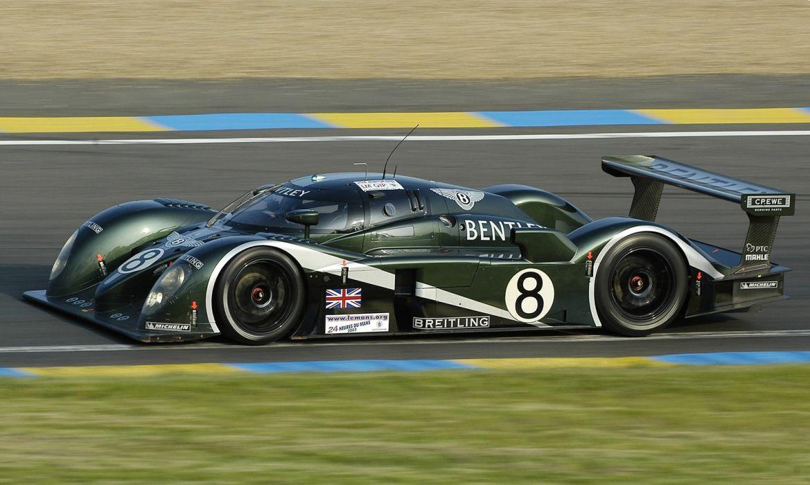 2003 Bentley Speed8-12-1536 wallpaper