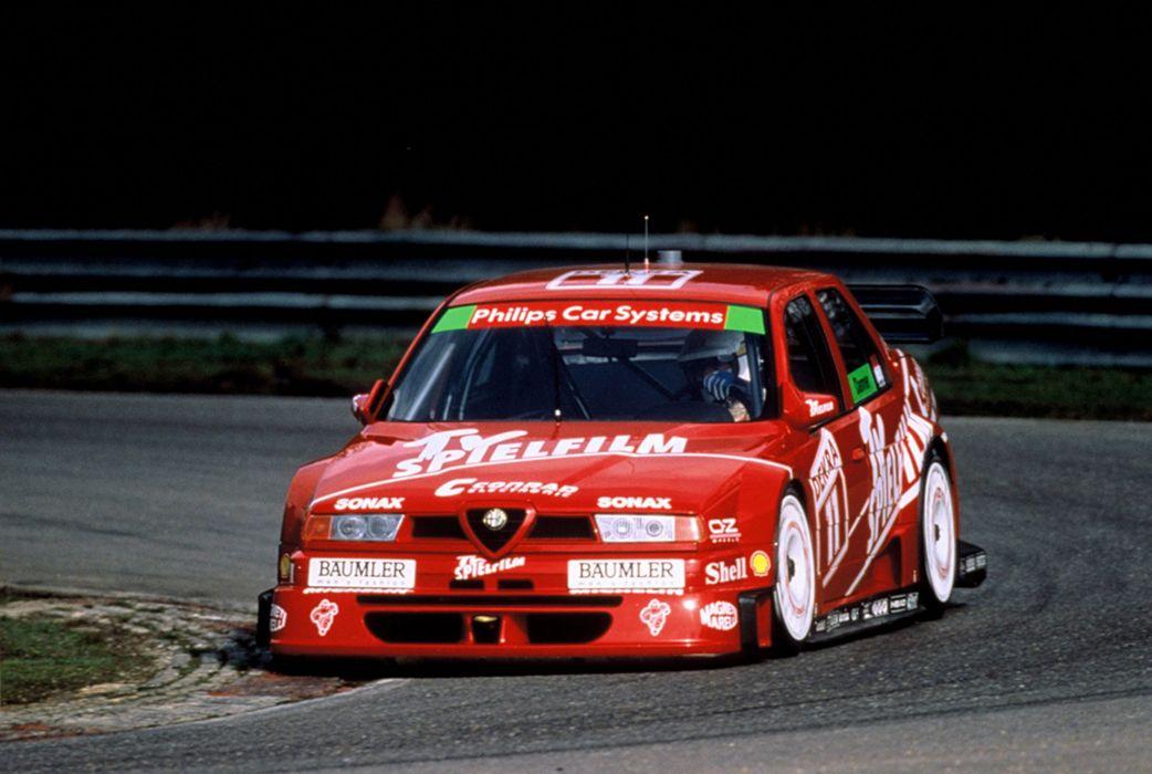 1993 AlfaRomeo 155TI2 2667x1792 wallpaper