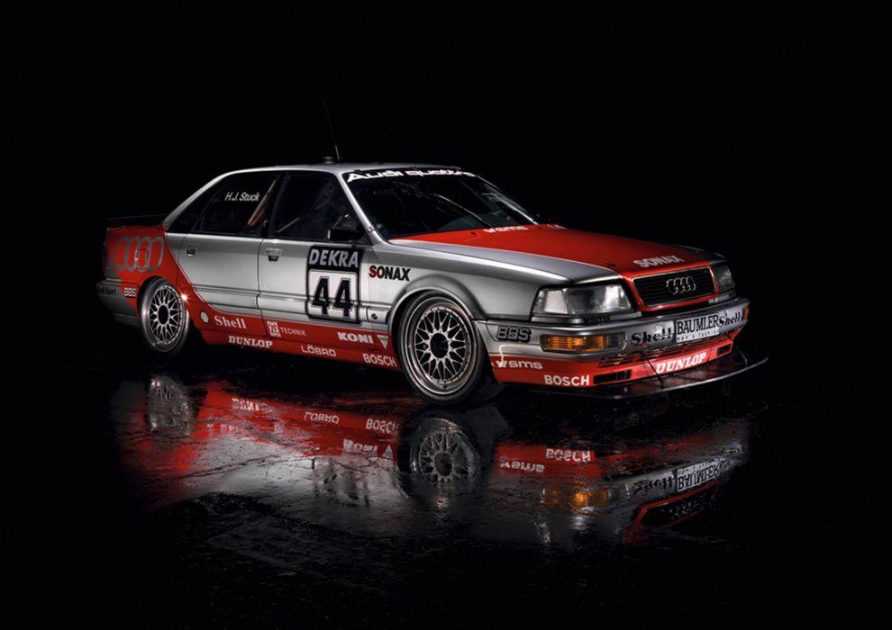 1990 Audi V8QuattroDTM1 2667x1886 wallpaper