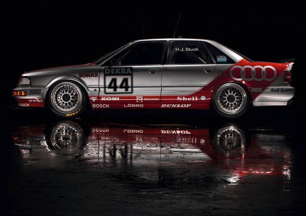 1990 Audi V8QuattroDTM2 2667x1886 wallpaper