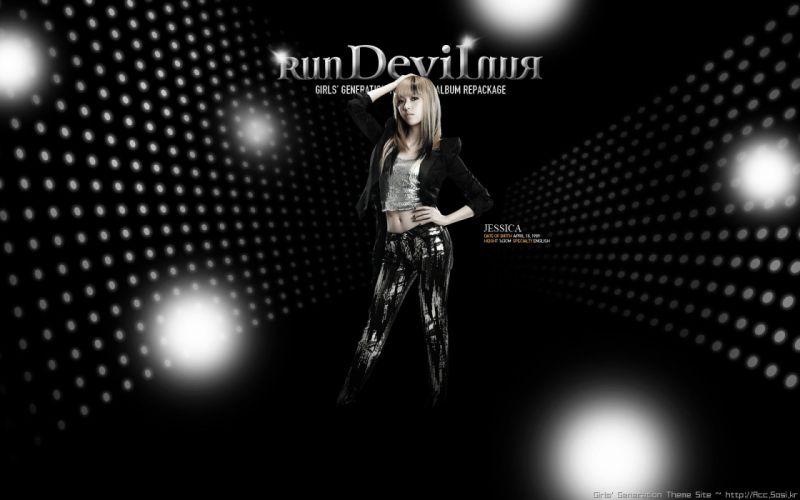 women Girls Generation SNSD celebrity Jessica Jung wallpaper
