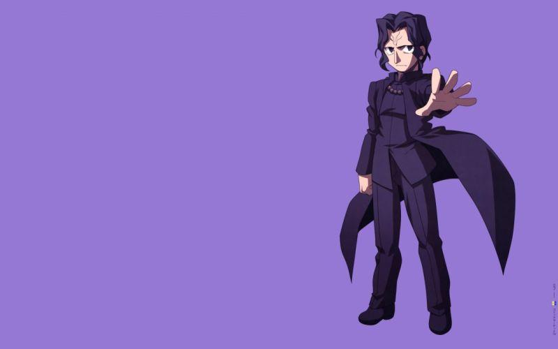 Kara no Kyoukai Type-Moon simple background Melty Blood wallpaper