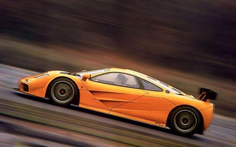 cars McLaren F1 LM wallpaper