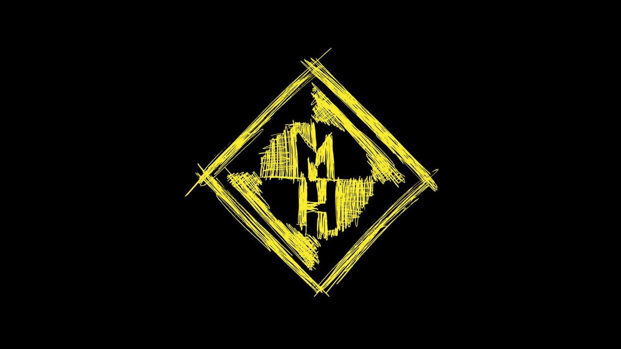 music metal machine Machine Head black background wallpaper