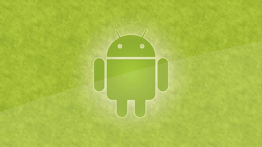 Android logos wallpaper