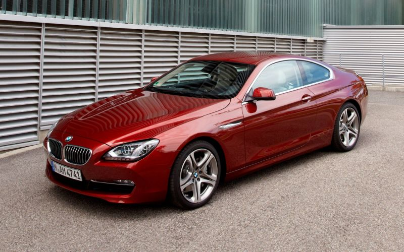 BMW cars vehicles coupe 640d wallpaper