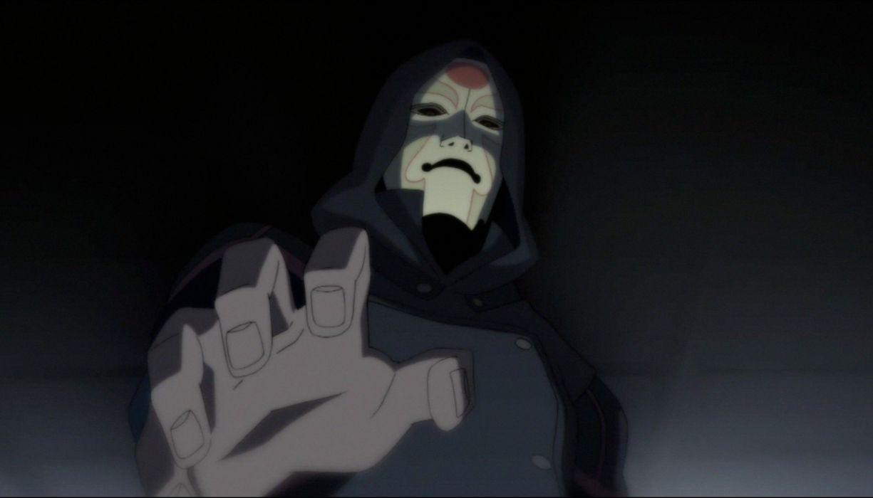 Avatar: The Legend of Korra Amon wallpaper