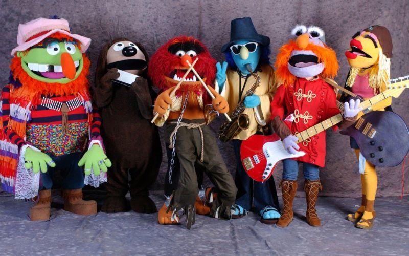animals The Muppet Show wallpaper