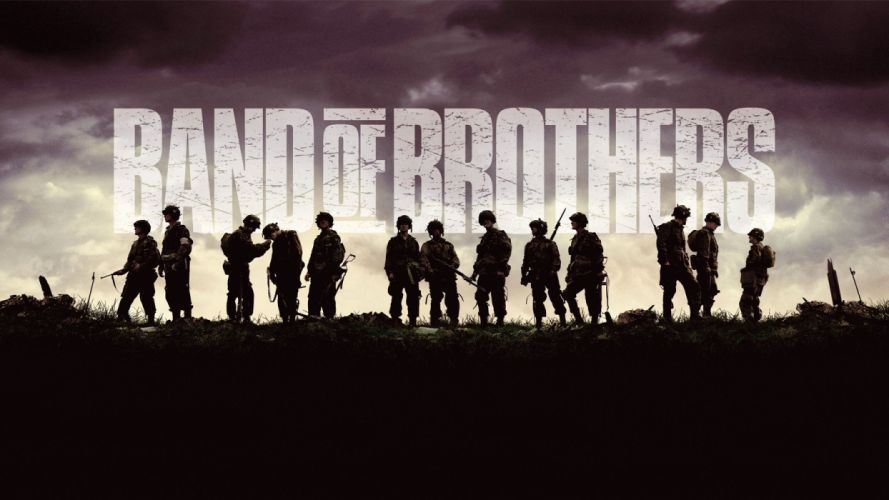 weapons World War II Band Of Brothers wallpaper