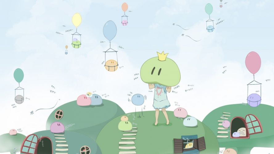 Clannad anime dango wallpaper