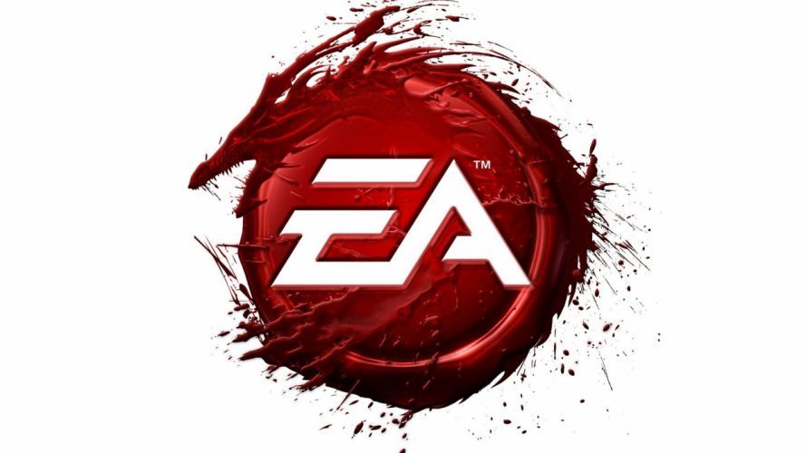 Dragon Age EA Games logos Electronic Arts wallpaper