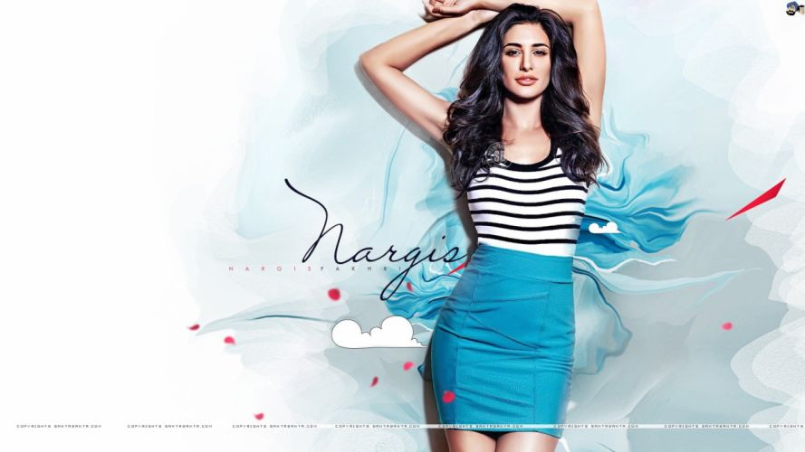 women Nargis Fakhri wallpaper