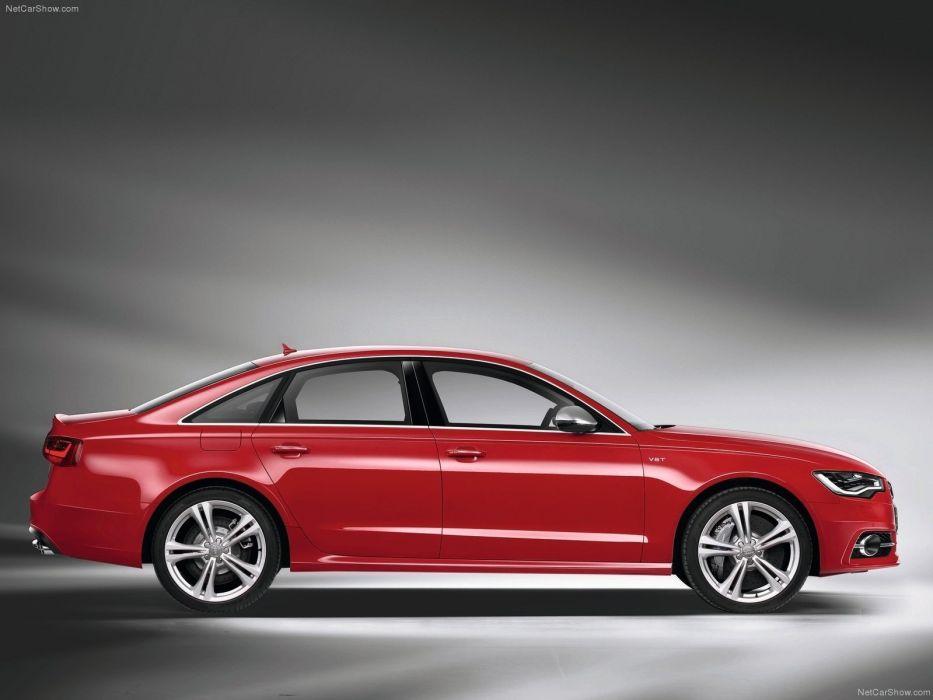 cars Audi Audi S6 wallpaper