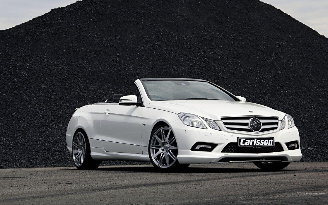 cars Carlsson Mercedes-Benz wallpaper
