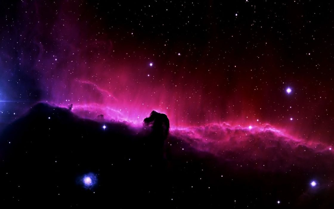 outer space nebulae Horsehead Nebula wallpaper