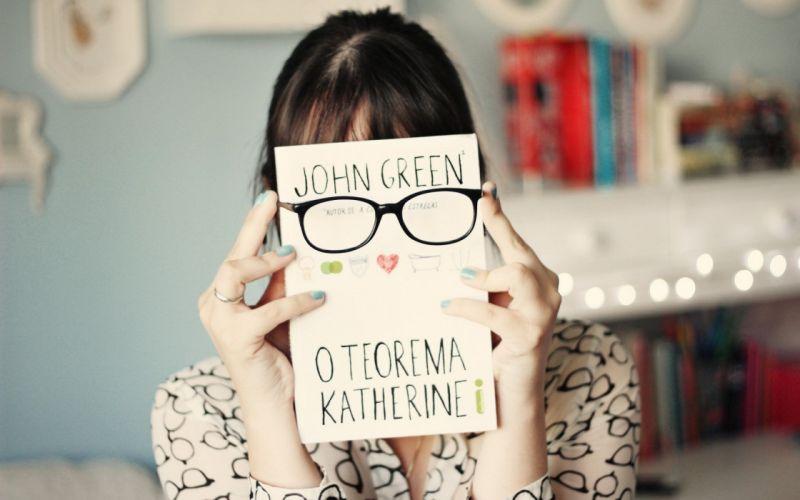 brunettes glasses books macro wallpaper
