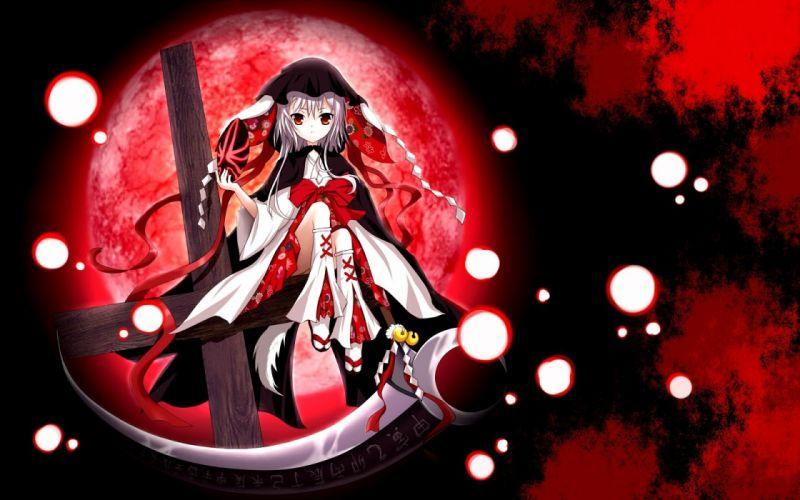blade Ookami Kakushi anime anime girls wallpaper
