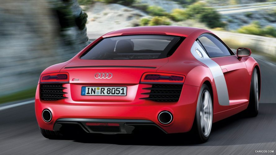 Audi R8 Audi R8 [2013] Luxury Sport Car wallpaper