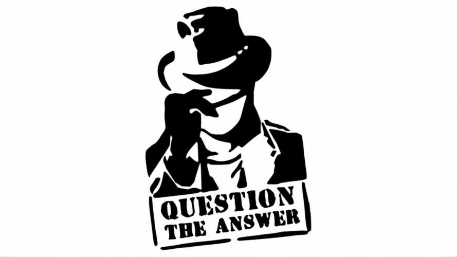 DC Comics The Question wallpaper