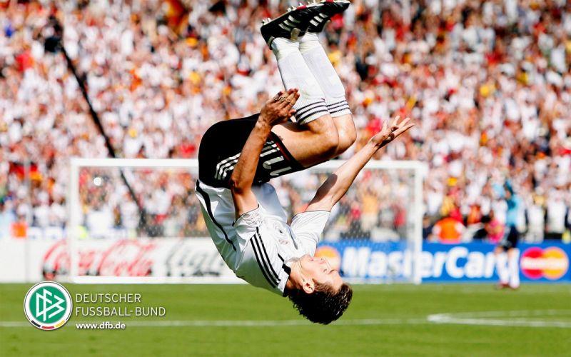 soccer Miroslav Klose Germany national football team wallpaper