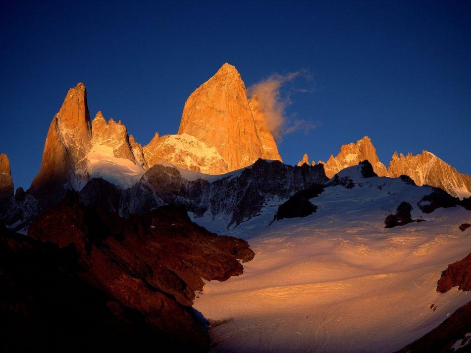mountains landscapes National Park Mount wallpaper