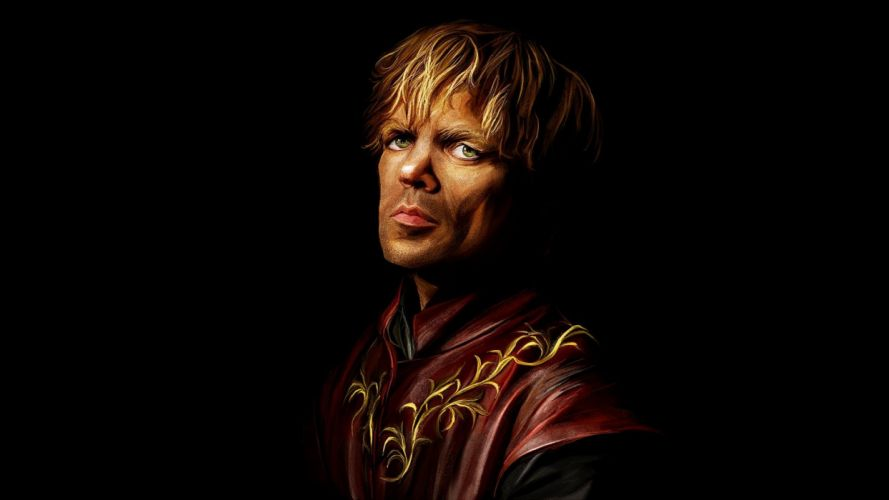 artwork actors Game of Thrones TV series Tyrion Lannister Peter Dinklage wallpaper