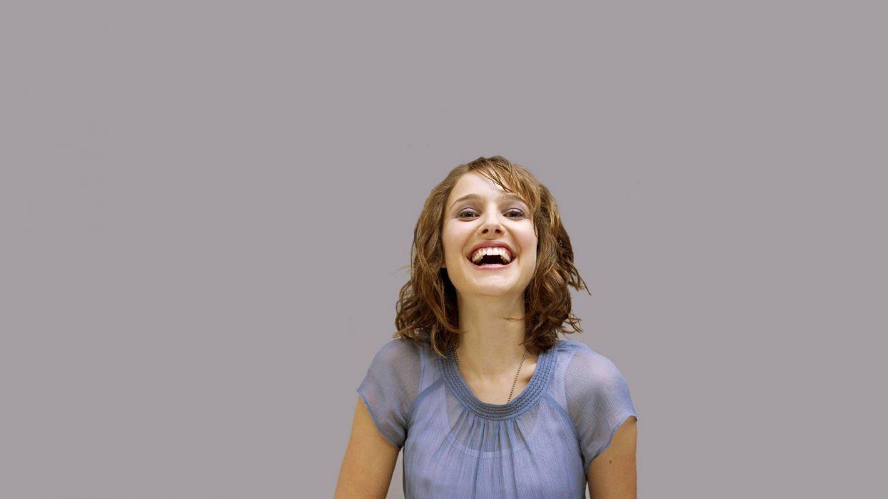 women Natalie Portman wallpaper