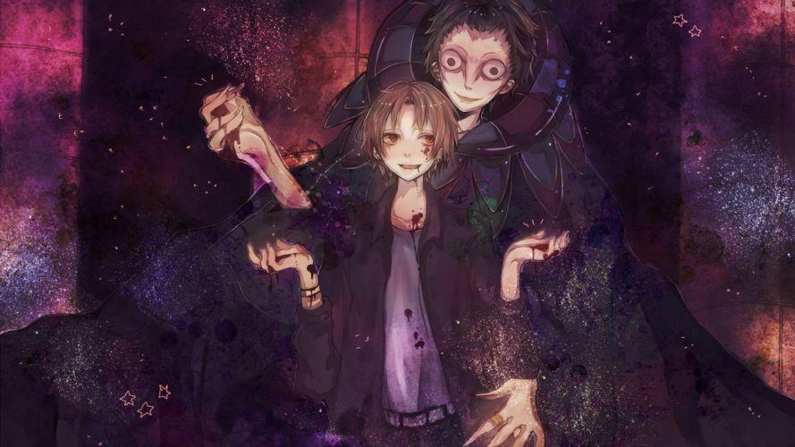 Fate/Zero Caster (Fate/Zero) Fate series Uryuu Ryuunosuke wallpaper