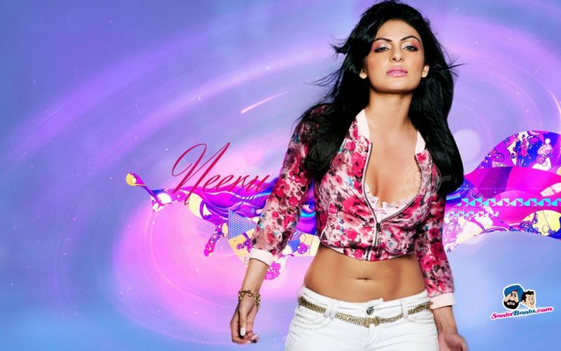 actress models indian girls Neeru Bajwa wallpaper
