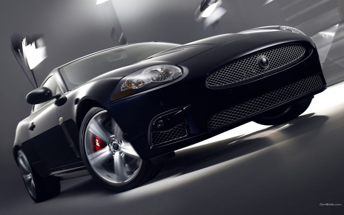 cars Jaguar XKR wallpaper