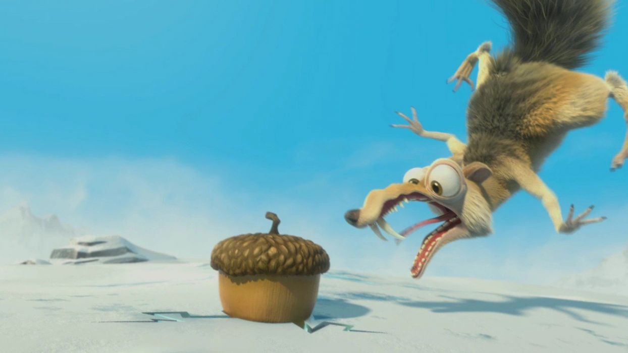 cartoons Ice Age Continental wallpaper
