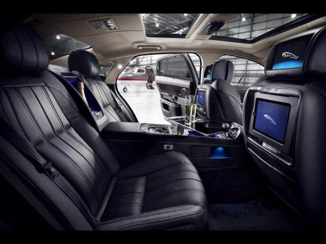 cars interior supercars Jaguar XJ ultimate wallpaper