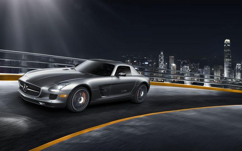 coupe SLS AMG SLS AMG GT wallpaper