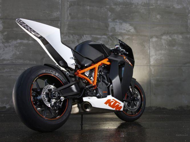 ktm KTM RC8 motorbikes wallpaper