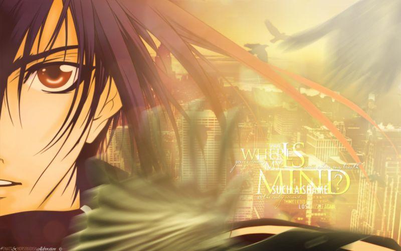 anime manga D_N_Angel Dark Mousy wallpaper