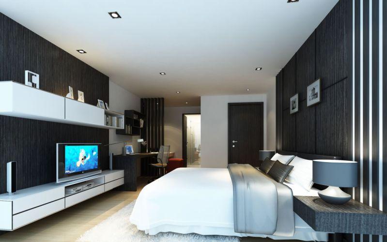 interior design room house home apartment condo (17) wallpaper