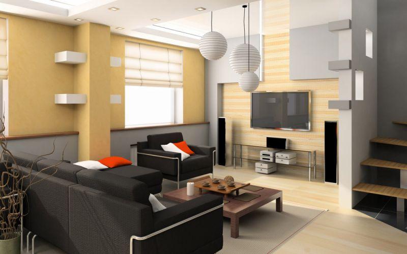 interior design room house home apartment condo (236) wallpaper