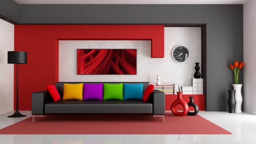interior design room house home apartment condo (235) wallpaper