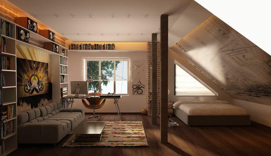 interior design room house home apartment condo (293) wallpaper