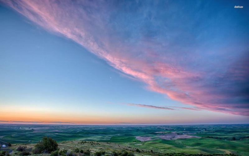23091-pink-clouds-1920x1200-nature-wallpaper wallpaper