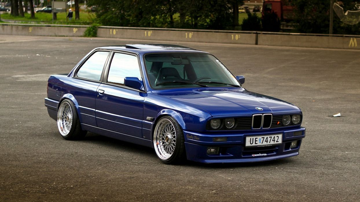 Bmw E30 Car Hd Wallpaper 1920x1080 7998 Wallpaper 1920x1080 317473 Wallpaperup