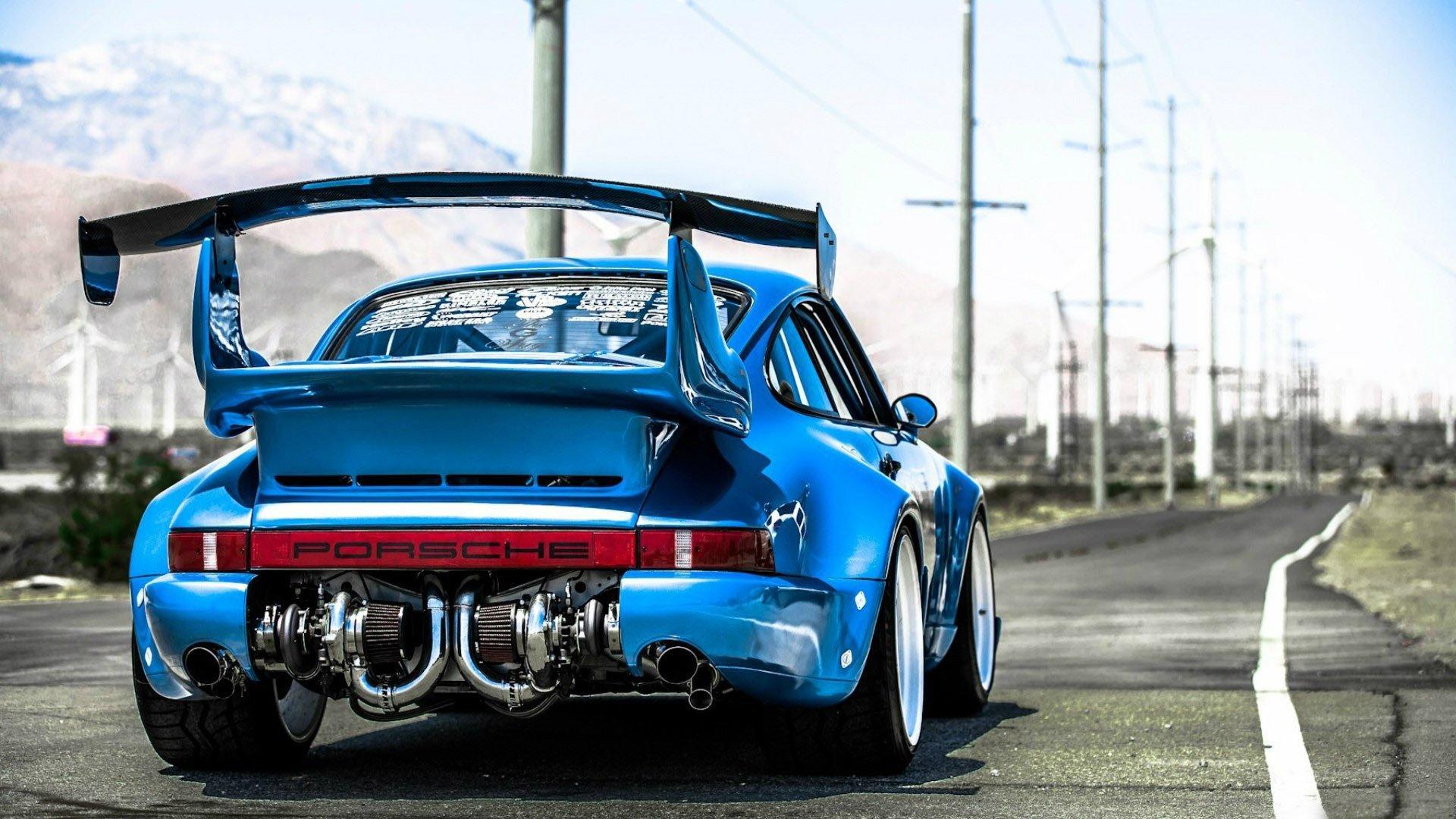 Gemballa Porsche 911 Car Hd Wallpaper 1920x1080 6140