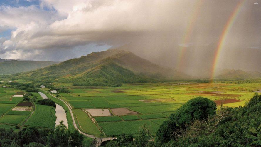 hanalei-river-valley-1838-3840x2160 wallpaper