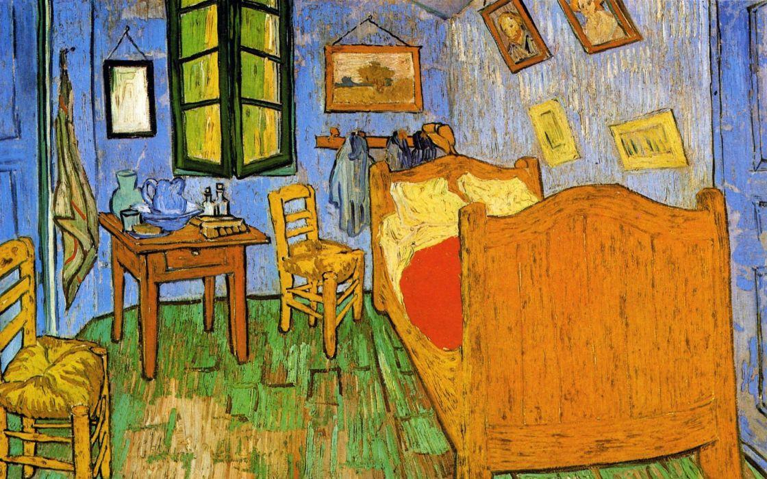 Paintings Vincent Van Gogh Artwork Wallpaper