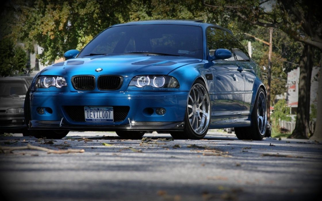 BMW cars vehicles tuned wallpaper