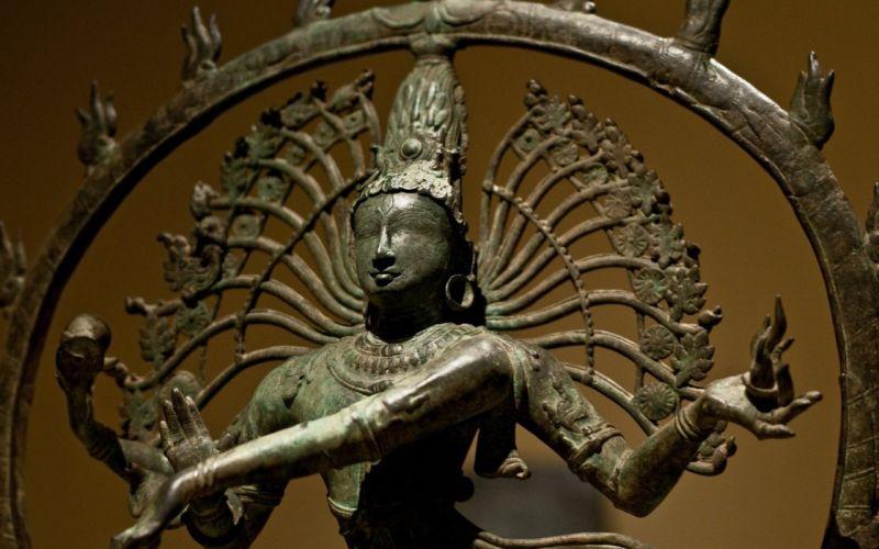 statues Hinduism wallpaper